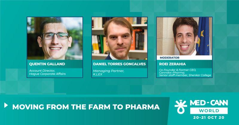 Banner Farm to Pharma